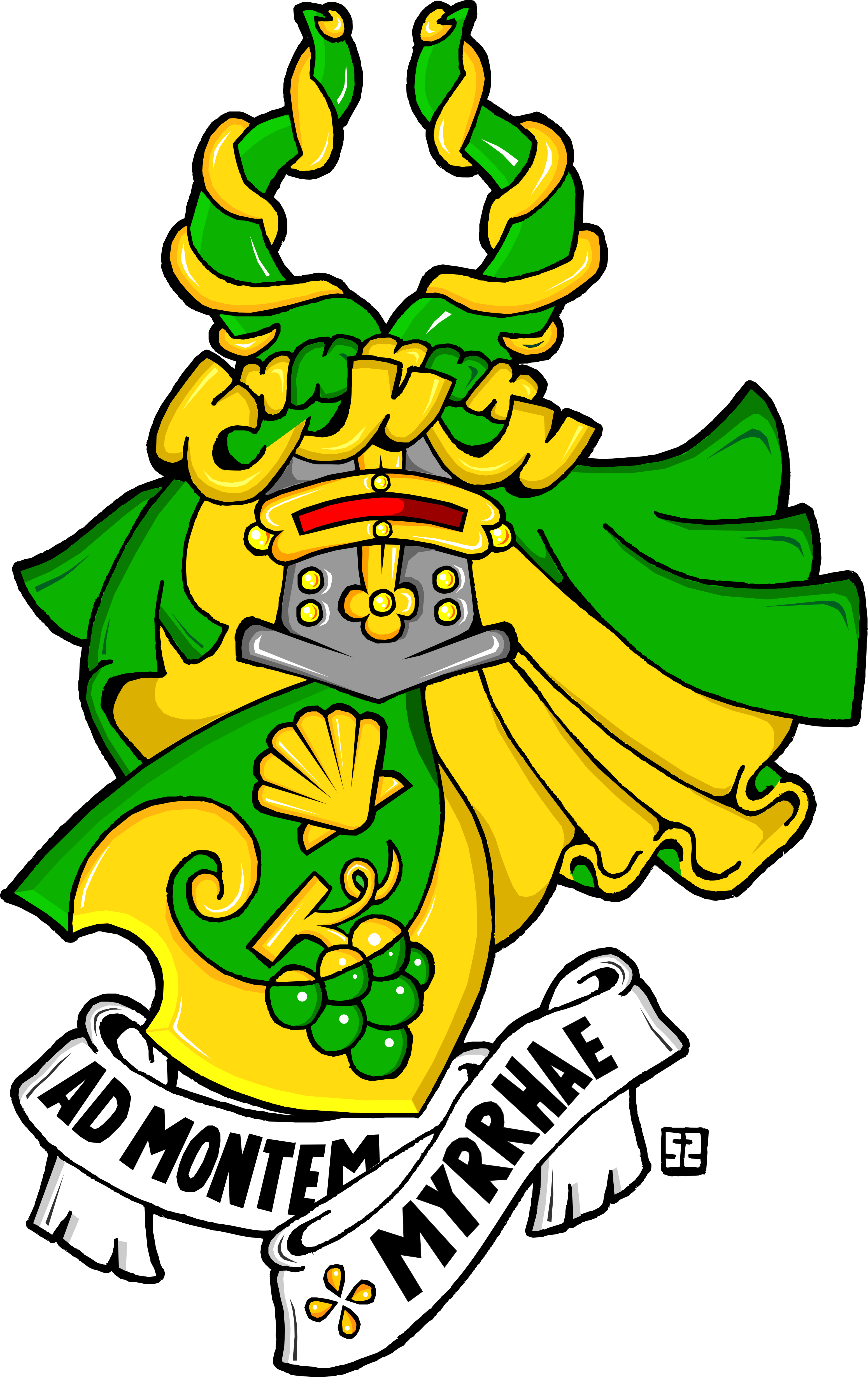 Kalter Coat of Arms by Sivane Saray